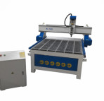 KL-1212 CNC Router 48 x 48 inch , T slot,  Vacuum Table, Helical Rack and Pinion