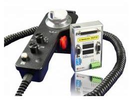 CSMIO-MPG Kit module and handwheel for all CSMIO controllers types (S, M, A)