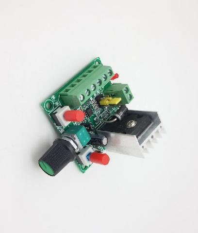 Stepper Motor Pulse Signal Generator