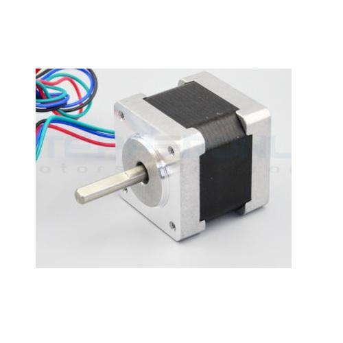 NEMA14 Stepper Motor (KL14H252-15-4A) (5mm shaft with a flat) 56 oz in.