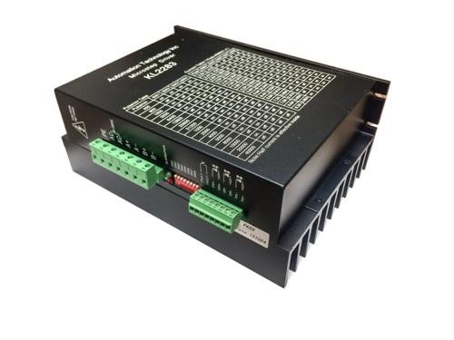KL-2283 8.3 A Digital Bipolar Stepper Motor Driver, AC 80-220VAC – 32 bit DSP Based