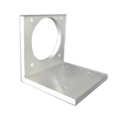 NEMA34 Stepper Motor Alloy 6051 Aluminum Mounting Bracket