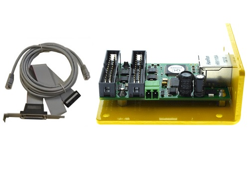 UC400ETH ETHERNET MOTION CONTROLLER for Mach3, Mach4, UCCNC