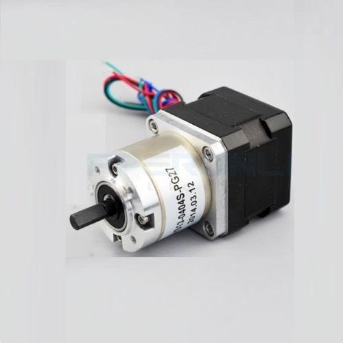 5:1 Planetary Gearbox High Torque Nema 17 Stepper CNC Robot 3D Printer