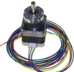 5.18:1 Planetary Geared Stepper Motor 3D Printer RepRap Kossel Nema17