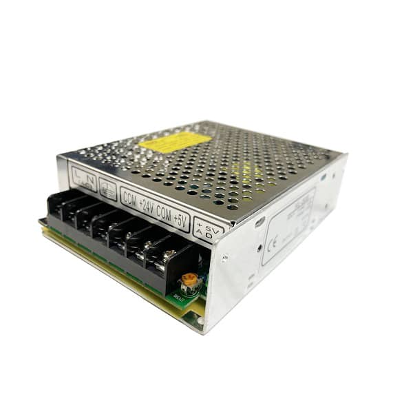 24V 1A Switch Power Supply with 5V/2A