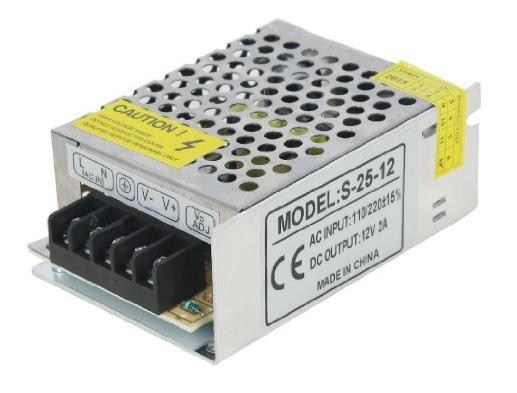 Switching Power 12V/5A 110V/220VAC