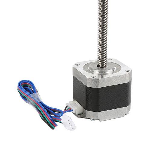 3D Printer CNC Mill Router 300mm TR 8×8 Lead Screw NEMA 17 Stepper Motor