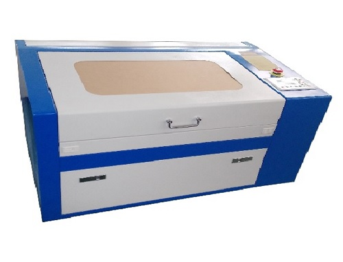 CO2 Laser Cutter and Engraver With Auto Focus, 60W, 24 X 16 inch (460-60W)