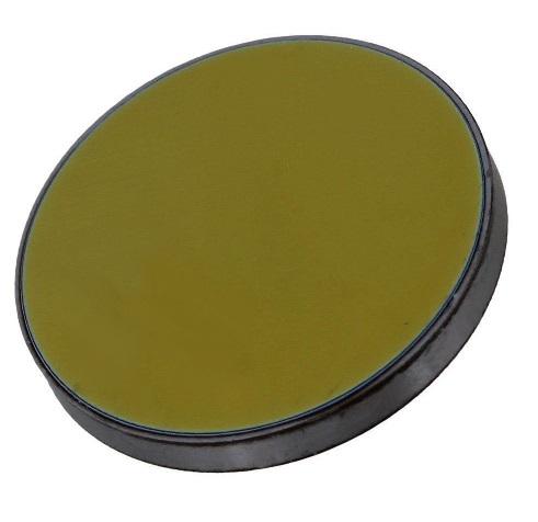 25mm Gold Plated Reflection Mirror