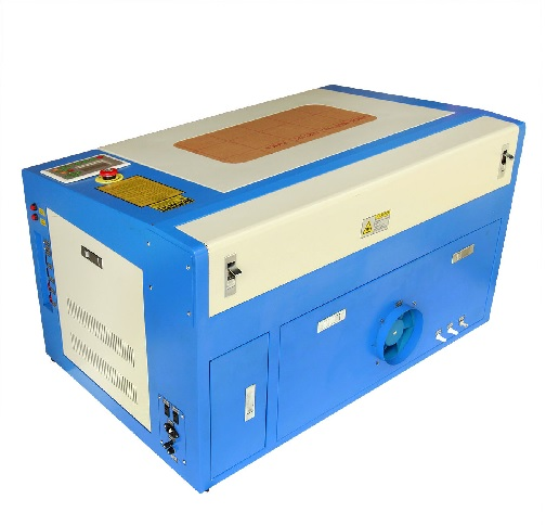 50W CO2 Laser Engraving Cutting Machine Engraver Cutter Woodworking, 20 inch X 12 inch