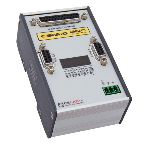 CSMIO-MPG Expansion Module for Manual Axis Operation for CSMIO/IP (S,A,M)