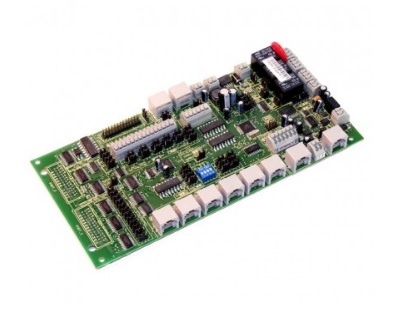 C62 – DUAL PORT MULTIFUNCTION BOARD with Relay and Spindle Control