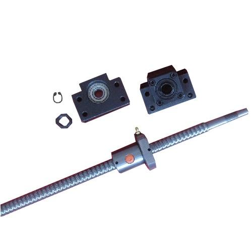 1 Anti Backlash Ballscrew RM1605-900mm-C7 + BK/BF12