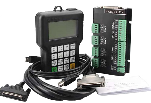 CNC Handle DSP Controller System for 3 Axis CNC Router Control  with USB