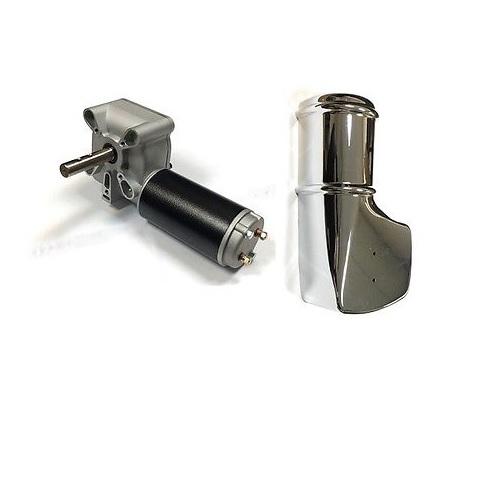 Tarp Gear 12 Volt DC Motor, 900W 1.2HP, KL-900-12-901
