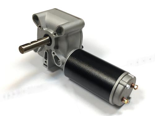 Tarp Gear 12 Volt DC Motor 5-Bolt Mounts, 600W 0.8HP KL-600-12-901