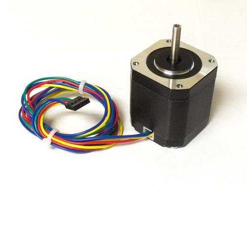NEMA 17 STEPPER MOTOR, KL17H225-04-4A, 24 oz-in