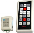 Wireless Operating Panel BWK201R Working with RDC6442G and RDC6442S