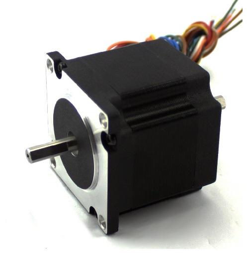 "NEMA23 70 oz/in 1.0A Stepper Motor ¼"" Single shaft KL23H241-06-4A)"