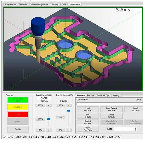 3D Cutting Simulator – ModuleWorks Plugin