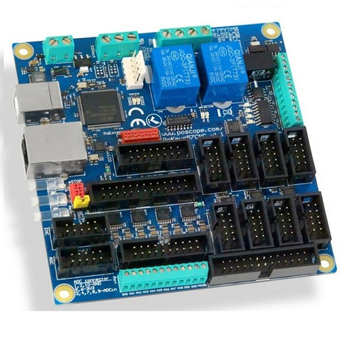 PoKeys57CNC Ethernet and USB Control for Mach4  and Mach3