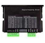 Digital Stepper Driver 0.3-2.2A 18-30VDC for Nema 8, 11, 14, 16, 17 Stepper Motor