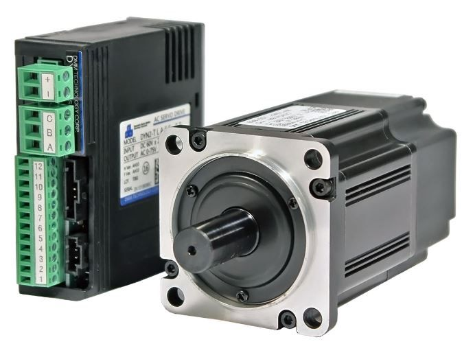 DMM DYN2 Servo Kit 400W/60VDC