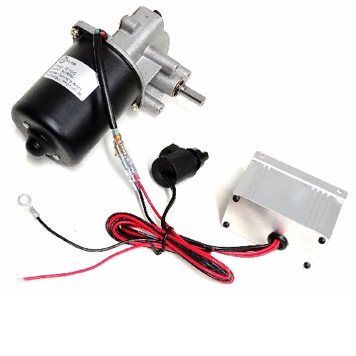 3/8″ Shaft 12V PMDC Gear Motor Variable Speed Drive 12VDC Gearmotor
