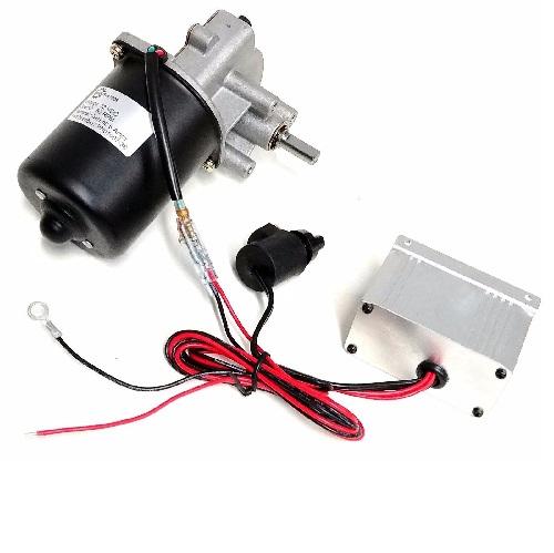 3/8″ Shaft 12V PMDC Gear Motor Variable Speed Drive 12VDC Gearmotor