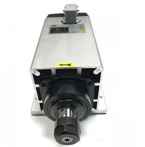 3.5KW ( 4.76HP) AIR-COOLED SPINDLE, Square