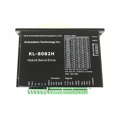 KL-8082H, 2-phase Hybrid Servo Driver