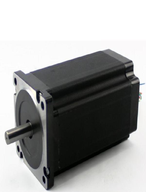NEMA42 Hybrid Stepper Motor 3256 oz-in 6.0A Single Shaft (KL42H2150-60-4A)