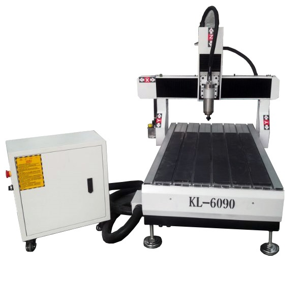 3 Axis KL-6090 Desktop CNC Router (24 x 36  inch) with UC100 USB Connection