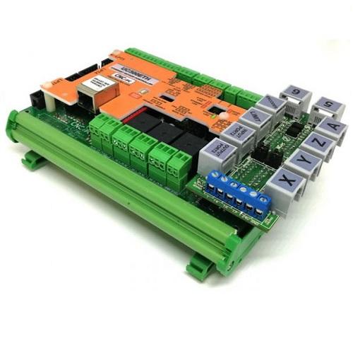 C76 – UC300ETH Multifunction Board with UC300ETH Controller