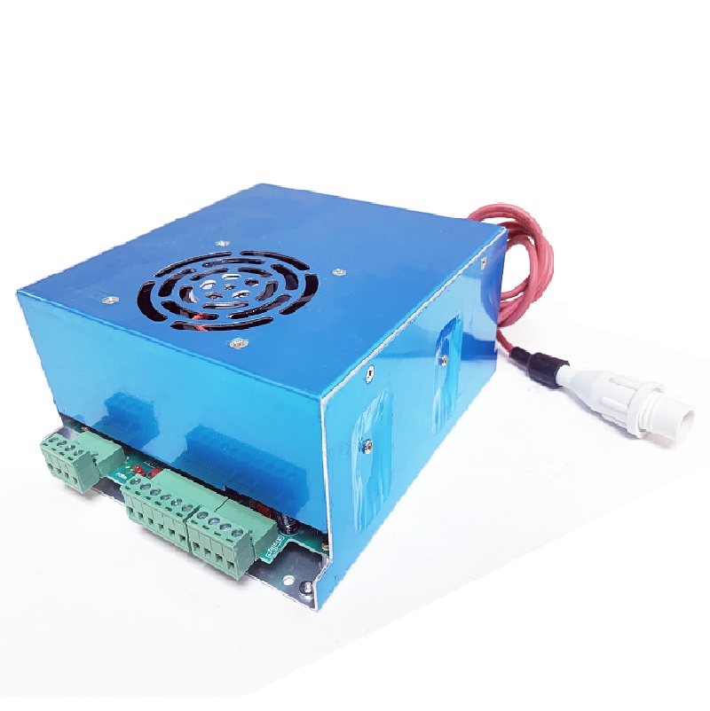 NEW 40W CO2 LASER POWER SUPPLY ( Input: 110 or 220 VAC )