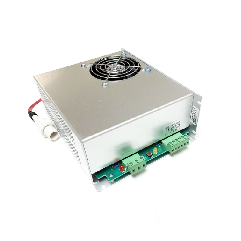 NEW 60W CO2 LASER POWER SUPPLY (Silver)