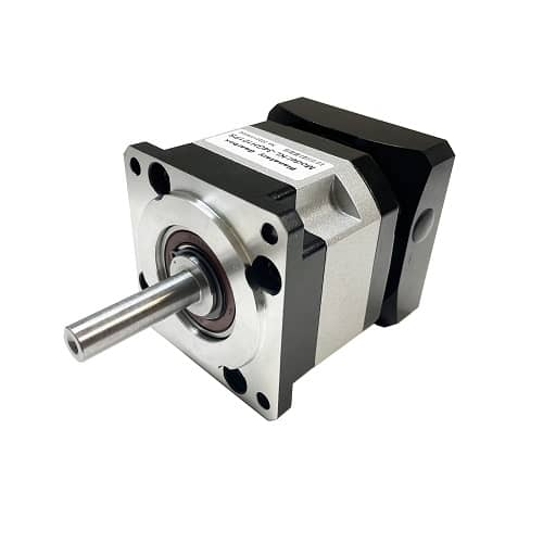 """KL-34GH101PS 10:1 Helical Planetary Gearbox 1/2"""" Shaft"""