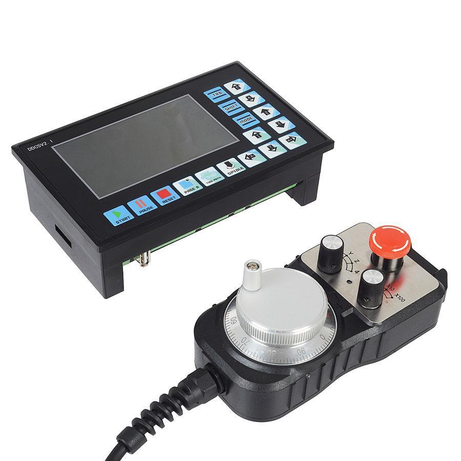 CNC Motion Controller (500KHz) DDCS V3 CNC Control and MPG