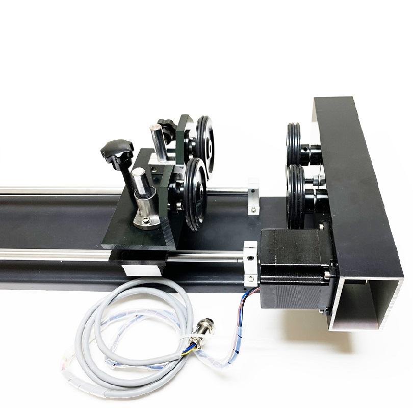 CO2 Laser Machine Rotary Attachment, for 90W or big Machine