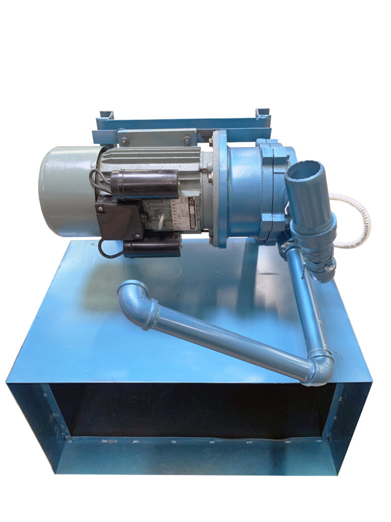 Liquid-Ring vacuum pump