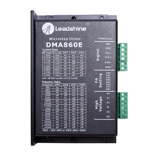 2-Phase Digital Stepper Drives DMA860E
