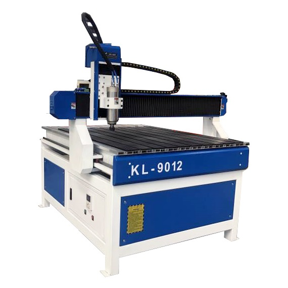 "KL-9012 36″ x 48 "" CNC Router with Spindle and Relay Control, UC100 USB Control"