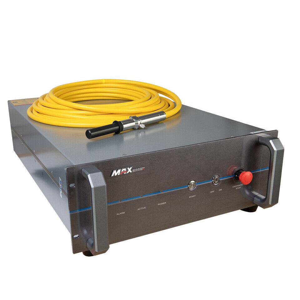 MAX 1000W Single Module MFSC Fiber Lasers CW/ Pulse Series 1064nm