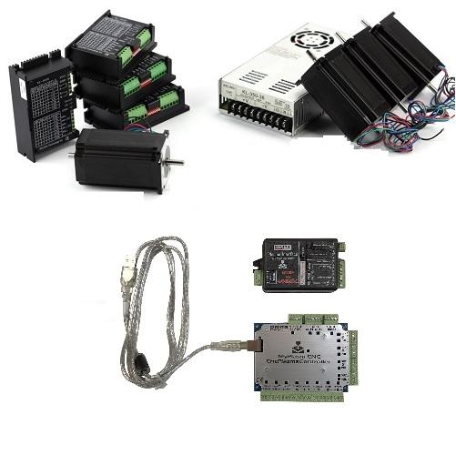 Plasma Cutter Electric DIY Kit, Free Software