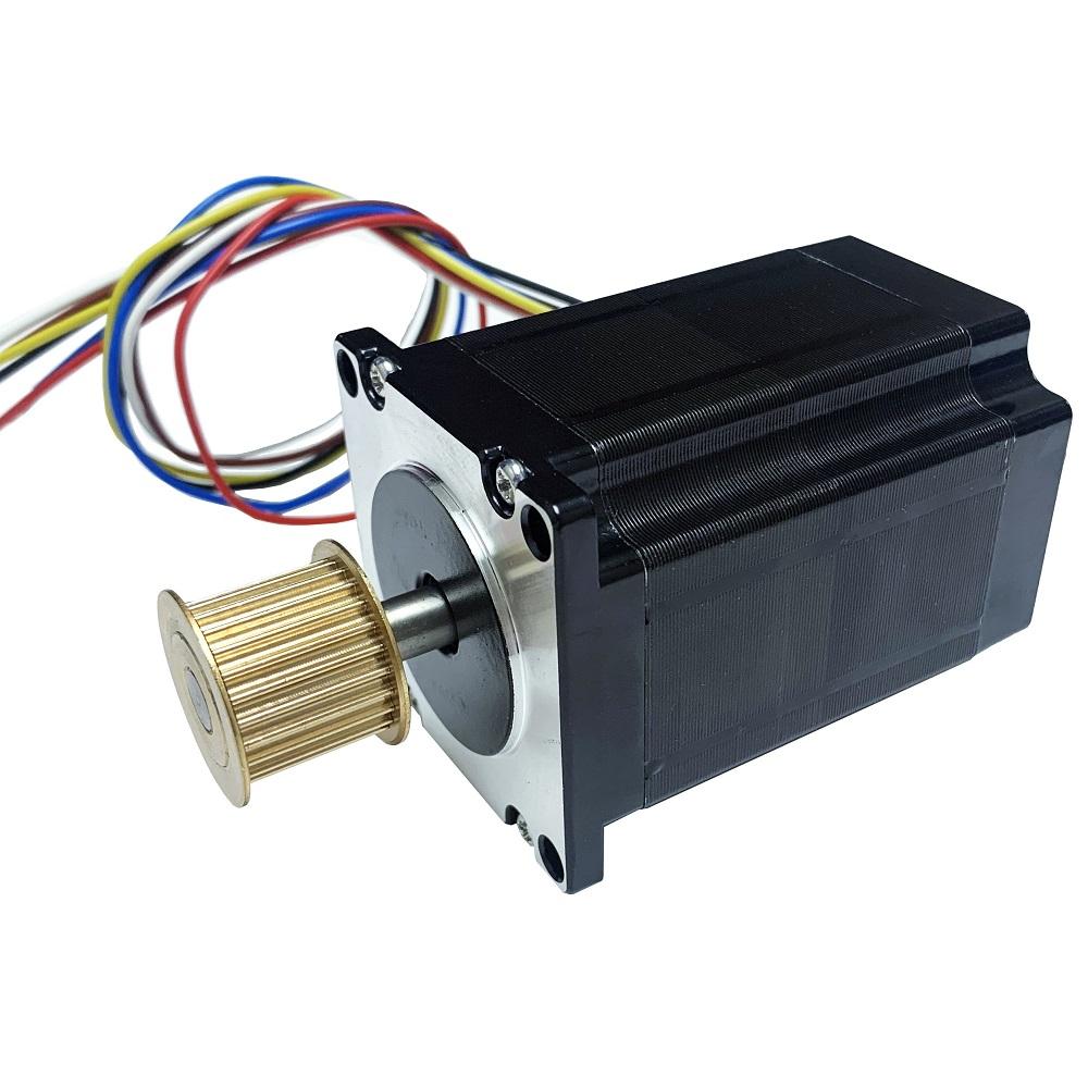 3 Phase Hybrid Step motor for NEMA23 212 oz-in KL23H378-49-3A