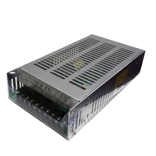 24V/10A Switching CNC Power Supply (KL-250-24)