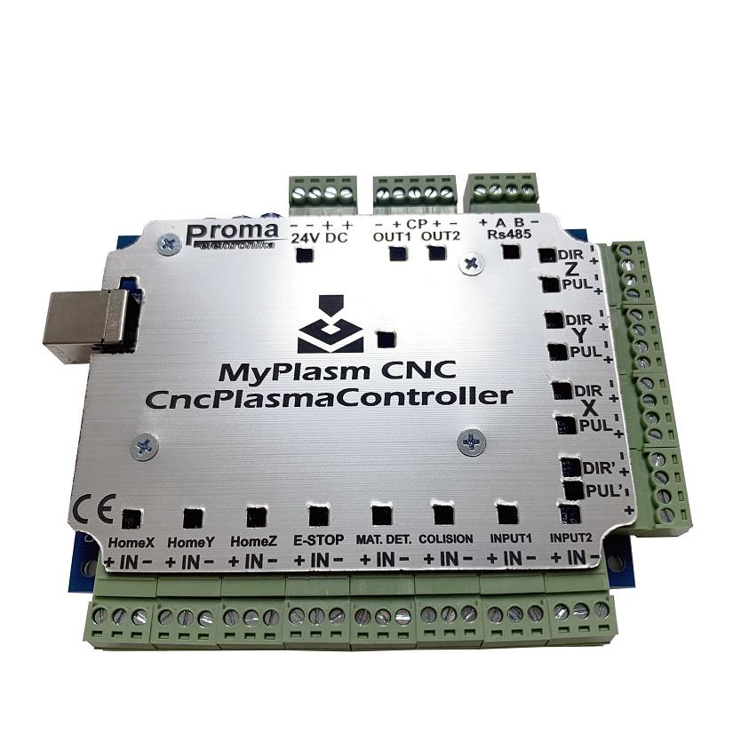 Myplasma CNC Controller — Plasma CNC Board