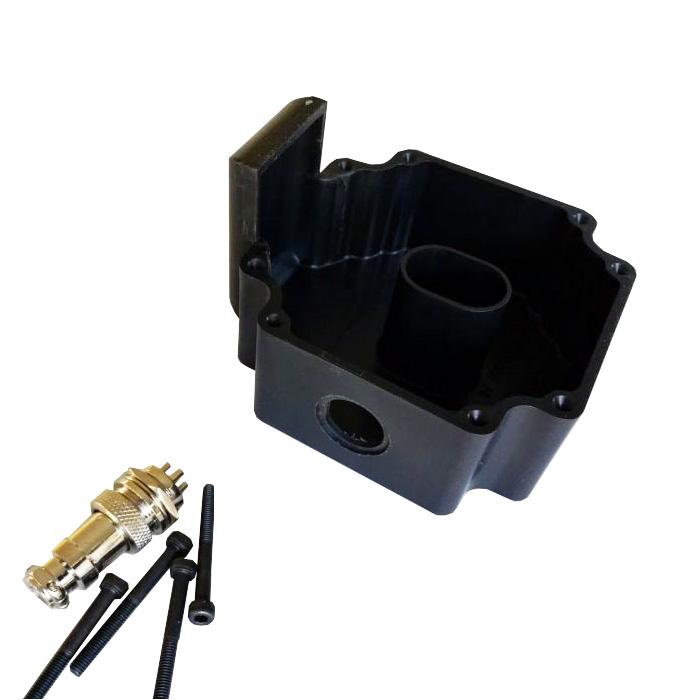3D Printed Back Motor Cover Kit for Nema 23 – 60mm (570oz-in)