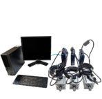 EtherCAT Servo Motor Kit with Mach4, 750W, 3 Axis, 110VAC